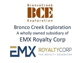 Bronco Creek Exploration